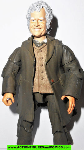 Lord of the Rings BILBO BAGGINS There and back again toy biz hobbit