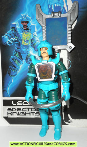 Visionaries LEORIC Lion 1987 vintage hasbro COMPLETE w FULL CARD action figure