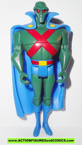 justice league unlimited MARTIAN MANHUNTER series 2 dc universe jlu action figures