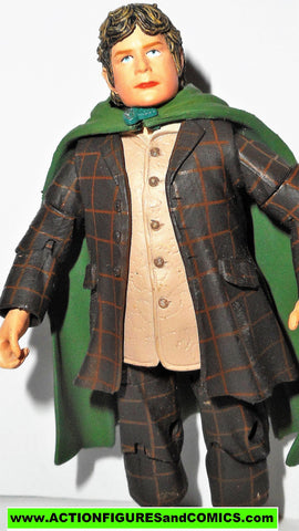 Lord Of The Rings Sam Samwise Gamgee There And Back Again Toy Biz Actionfiguresandcomics