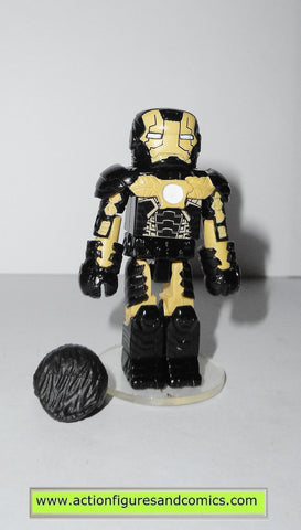 minimates IRON MAN SKELETON ARMOR action figure marvel universe tru movie