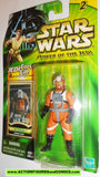 star wars action figures JEK PORKINS x-wing pilot power of the jedi moc