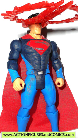 dc universe movie Justice League SUPERMAN regeneration suit regen action figure