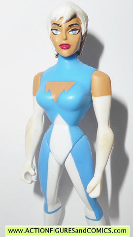justice league unlimited ICE MAIDEN dc universe action figures mattel fire