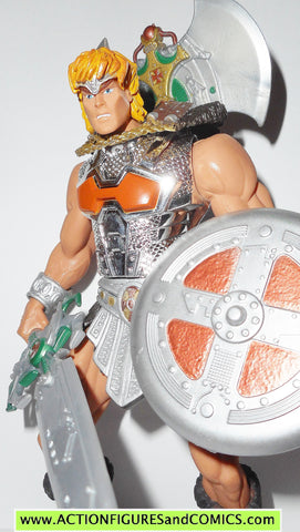 masters of the universe HE-MAN BATTLE SOUND 2002 motu action figures