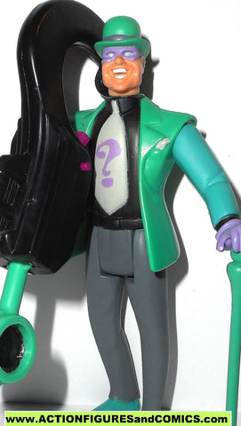 batman animated series RIDDLER 1992 kenner toy figure dc universe