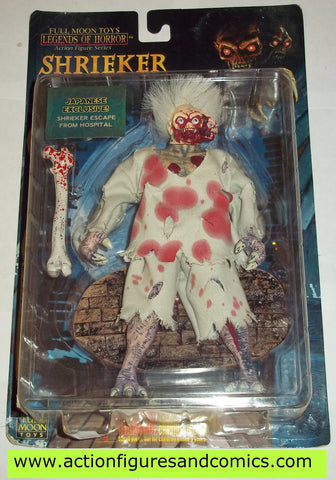 puppet master SHRIEKER japanese exclusive full moon toys movie moc mip mib