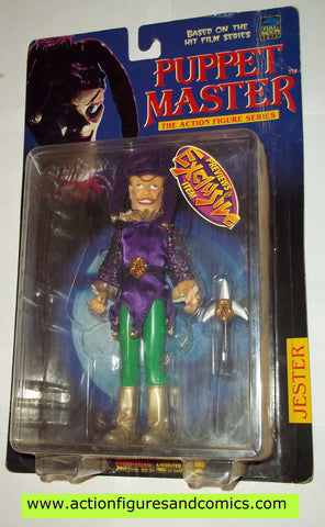 puppet master JESTER full moon toys movie moc mip mib