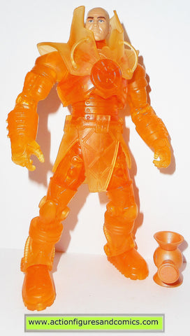 dc universe classics LEX LUTHOR orange lantern superman wave 17 anti monitor