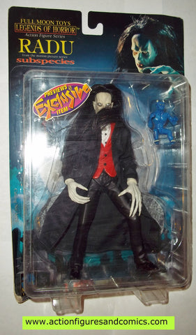 puppet master RADU SUBSPECIES full moon toys movie moc mip mib