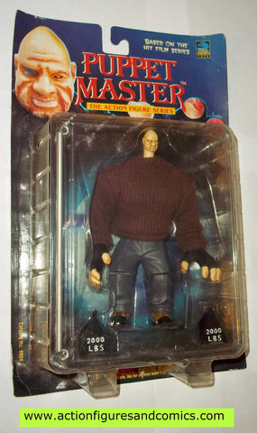 puppet master PINHEAD full moon toys movie moc mip mib