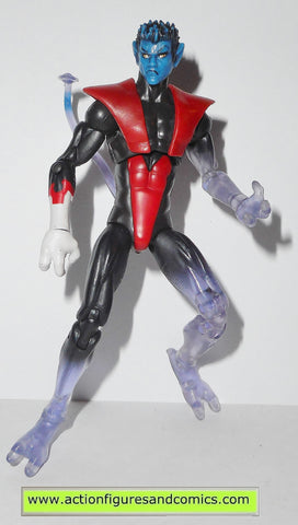 marvel universe NIGHTCRAWLER teleporting variant translucent x-men giant size