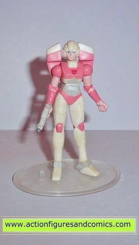 Transformers pvc ARCEE heroes of cybertron hoc SCF version hasbro takara toys action figures