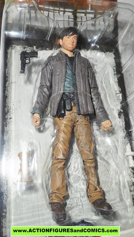 The Walking Dead GARETH tv series 7 mcfarlane toys action figures moc