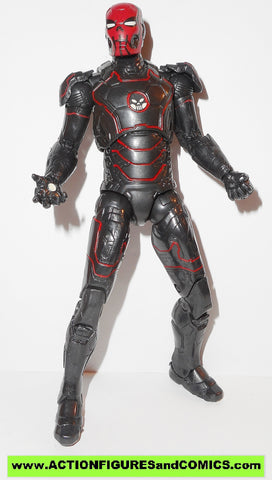 marvel legends IRON MAN RED SKULL abomination series wave action figures