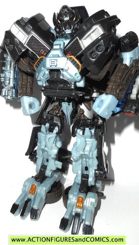 transformers movie IRONHIDE hunt for the decepticons hftd 2010
