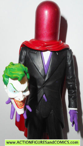 dc direct JOKER RED HOOD UNMASKED series 2 2006 batman collectibles action figures