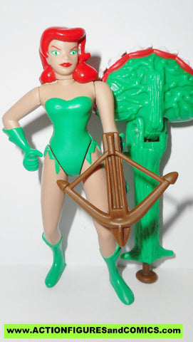 batman animated series POISON IVY 1993 kenner TRU VARIANT action figures