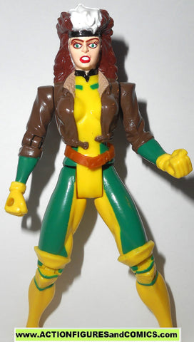 X-MEN X-Force toy biz ROGUE 1994 3 eye lash variant marvel universe