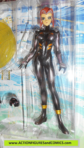 Ghost in the Machine MOTOKU ARAMAKI anime action figures 2 moc