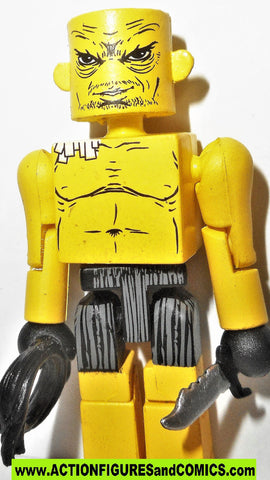 minimates Sin City YELLOW BASTARD nick Stahl Frank Miller 2014 movie