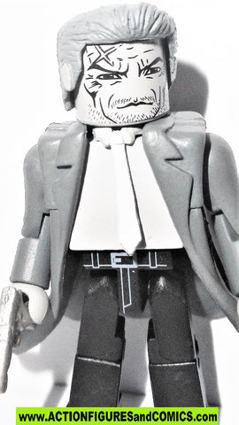 minimates Sin City HARTIGAN Bruce Willis Frank Miller 2014 movie
