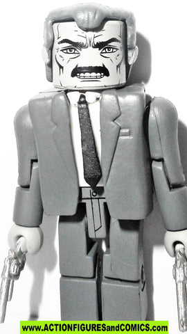 minimates Sin City SENATOR ROARK Powers Booth Frank Miller 2014 movie