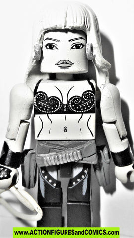 minimates Sin City NANCY Jessica Alba Cowgirl Frank Miller 2014 movie