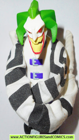 batman EXP animated series JOKER strangle sleeves shadow tek extreme power action figures