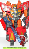Transformers Cybertron EXCELLION hot shot 2006 6 inch deluxe class action figure
