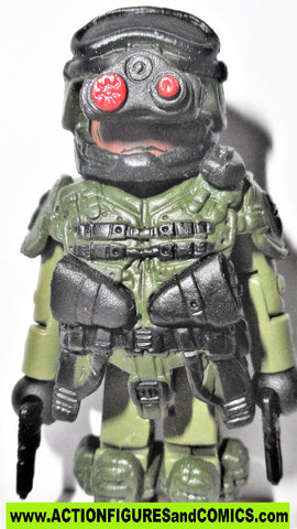 minimates M.A.X. mobile action xtreme SPECIAL OPS max