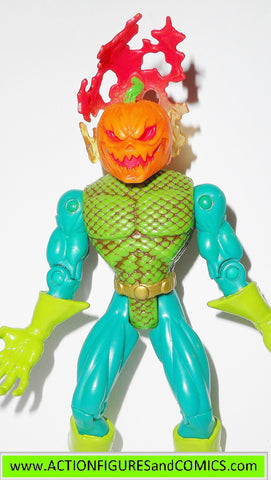 Spider-man the Animated series MAD JACK jack o lantern toy biz