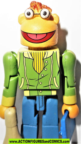 minimates Muppets SCOOTER muppet show jim henson