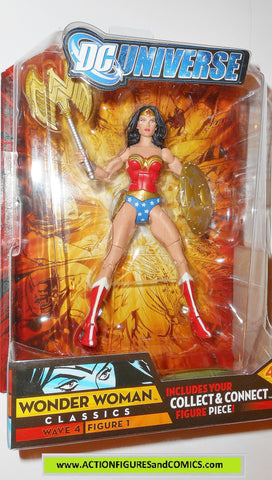 dc universe classics WONDER WOMAN wave 4 despero series 2007 moc