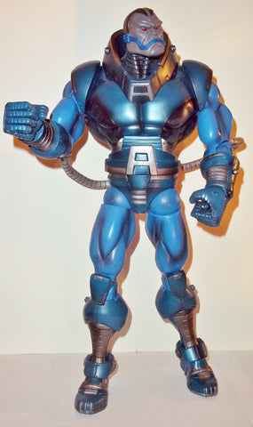 marvel legends APOCALYPSE 14 inch build a figure 2006 COMPLETE baf toy biz
