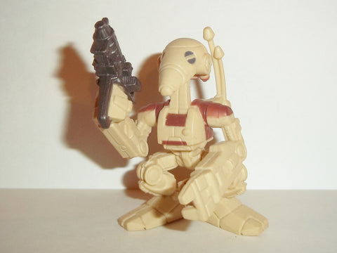 STAR WARS galactic heroes BATTLE DROID SECURITY complete