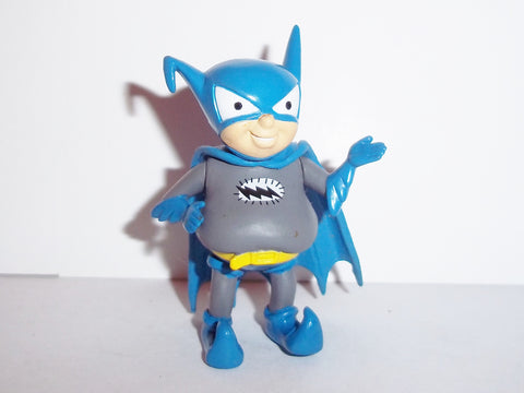 dc direct BAT MITE blue FAT MITE universe collectables fig
