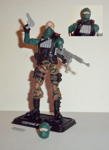 gi joe BEACHHEAD 2008 v11 25th anniversary complete comic pack mainframe dataframe