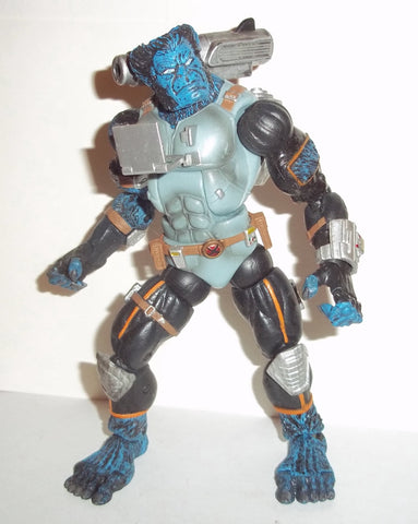 marvel legends BEAST tech gear x-men classics jim lee fig