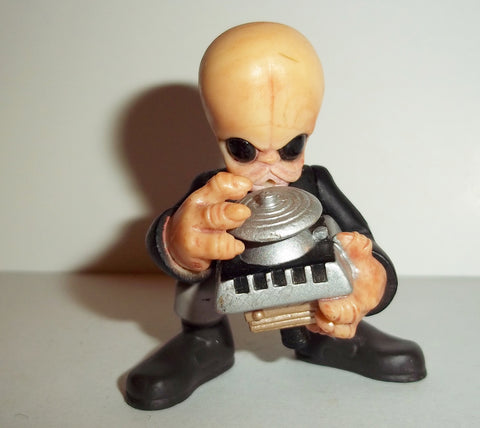 STAR WARS galactic heroes CANTINA BAND MEMBER complete hasbro
