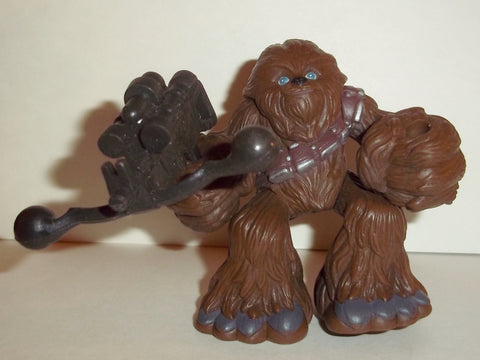 STAR WARS galactic heroes CHEWBACCA with crossbow
