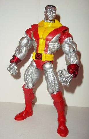 marvel legends COLOSSUS super poseable super strength x-men classics fig