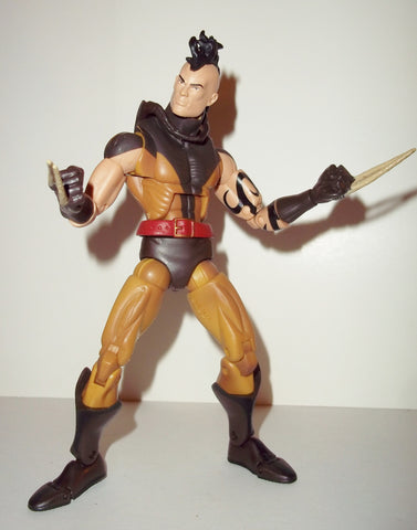marvel legends DAKEN DARK WOLVERINE VARIANT arnim zola series hasbro