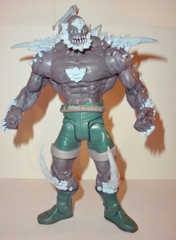 dc universe classics DOOMSDAY superman dc super heroes action figures