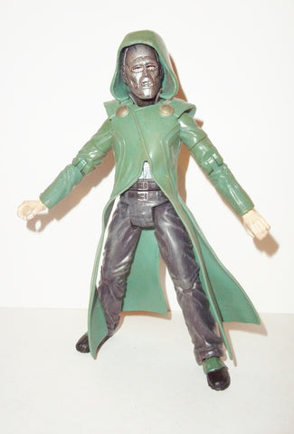 marvel legends DR DOOM fantastic four 4 movie traffic light fig