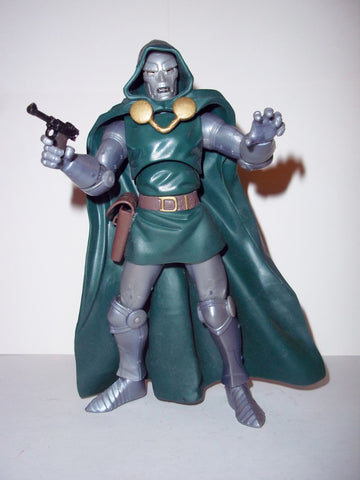 marvel legends DR DOOM ronan the accuser series fantastic four 4 complete