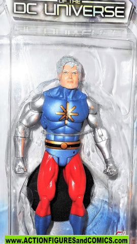 dc direct CAPTAIN ATOM history of the dc universe Classic collectibles moc