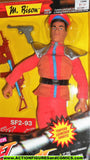 Gi joe Street Fighter II M BISON 12 inch 1993 video game action figures moc mib