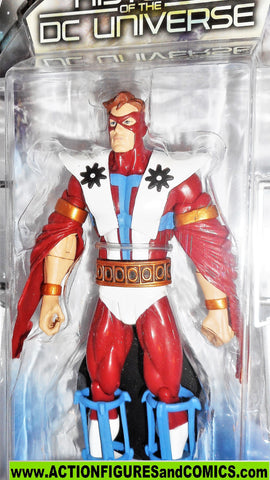 dc direct MANHUNTER history of the dc universe Classic collectibles moc