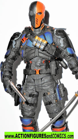dc direct DEATHSTROKE Arrow TV series CW 2015 green collectibles universe